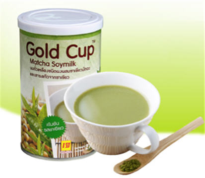 Buy Mix milk powder and green tea extracts, MA W. Green Seal Gold Cup
