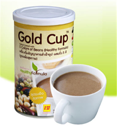 Buy Beverages, cereals, beans, 5 color mix (recipe for) drink brand Gold Cup