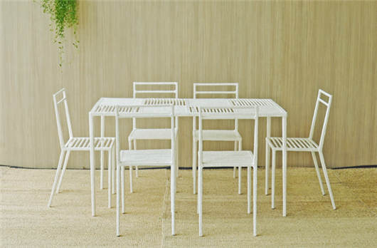 Buy Potter Rectangular Dining Set (available with 4 or 6 dining chairs)