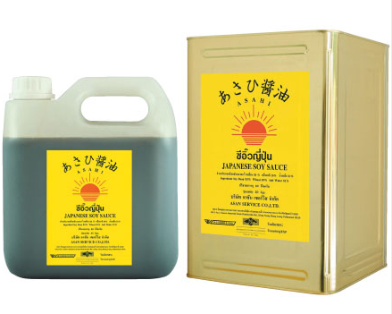 Buy Asahi Soy Sauce