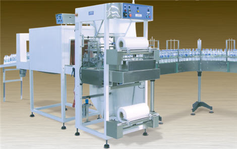 Buy Automatic Shrink Packaging Series 100 Single pack per cycle