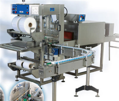 Buy Automatic Shrink Packaging Series 200V (Vertical Stacking).