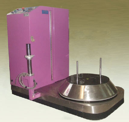 Buy Luggage wrapping machine Series CRM 800