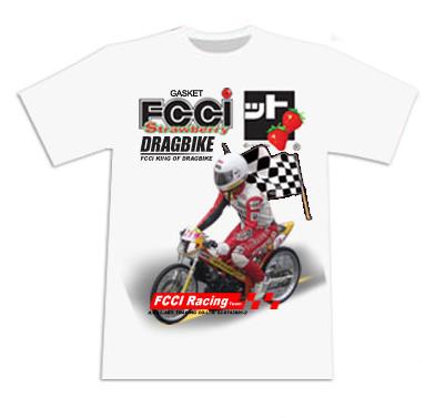 Buy White Fcci T-shirt