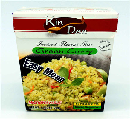 Buy Instant Rice Green Curry Flavor