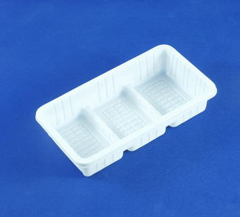 Buy T-GYOZA3P Squared Shaped Container