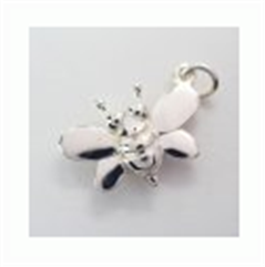 Buy Kate Pendant silver bee