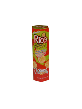 Buy Sweet Chilli Flavour rice chips
