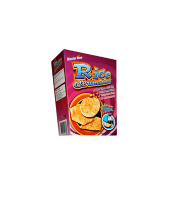 Buy Lime & Black Pepper Flavour Rice Crunchies