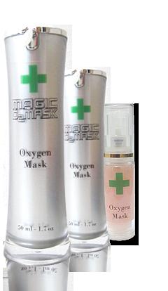Buy Magic Oxygen Mask 30-Ml cosmetic cream (turn into foam)