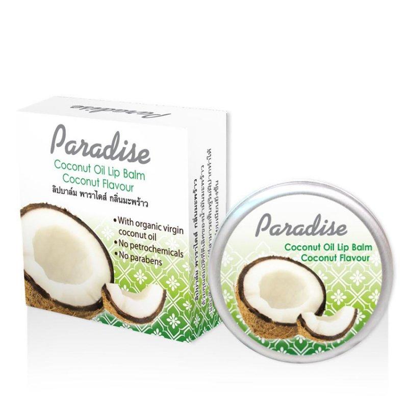 Buy Paradise Coconut Oil Lip Balm