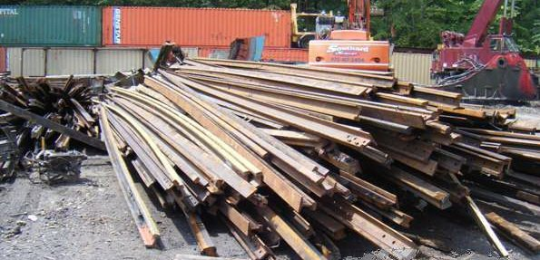 Buy USED RAILS SCRAP