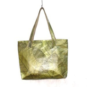 Buy ECO TEAK LEAF SHOULDER BAG