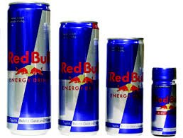 Red Bulled energy drink 250ml
