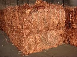 Buy Copper Mill Berry Wire Scraps 99.99%