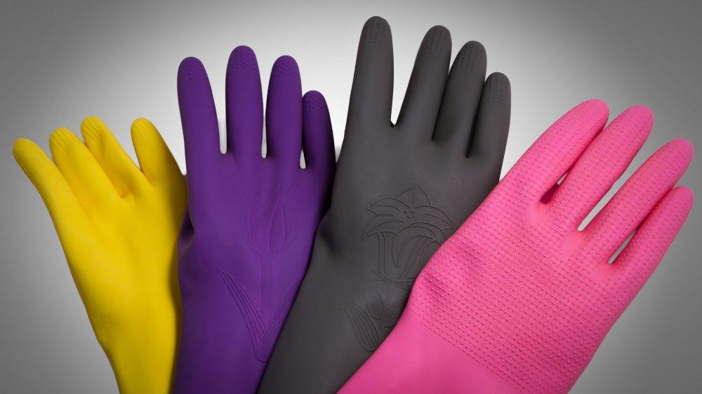 Buy Rubber Gloves Household Industrial Multi Purpose