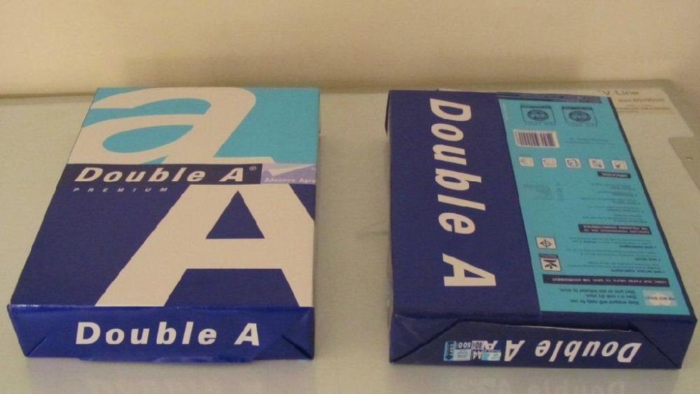 Buy Double A White A4 Paper 80 gsm (210mm x 297mm)