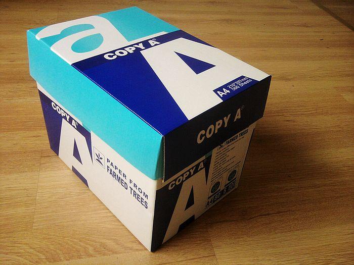 Buy A4 papel de cópia 70,75,80 gsm