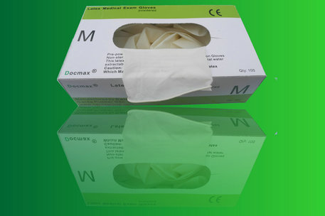 Buy Powdered Latex Examination Glove