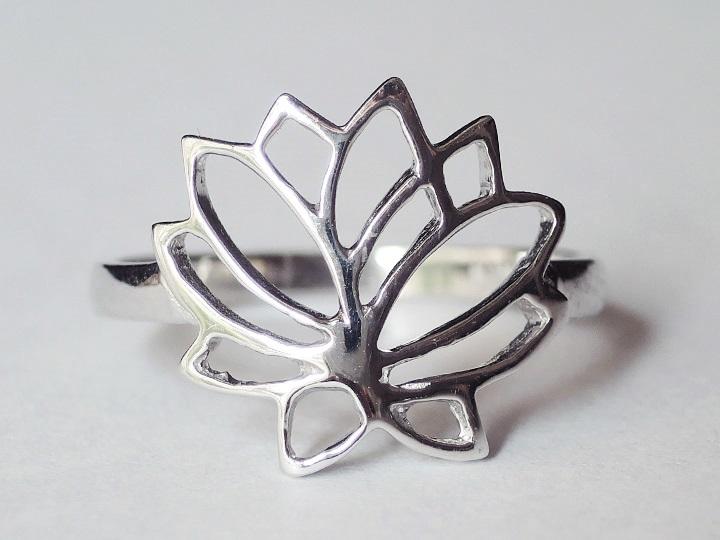 Buy Lotus Flower Ring