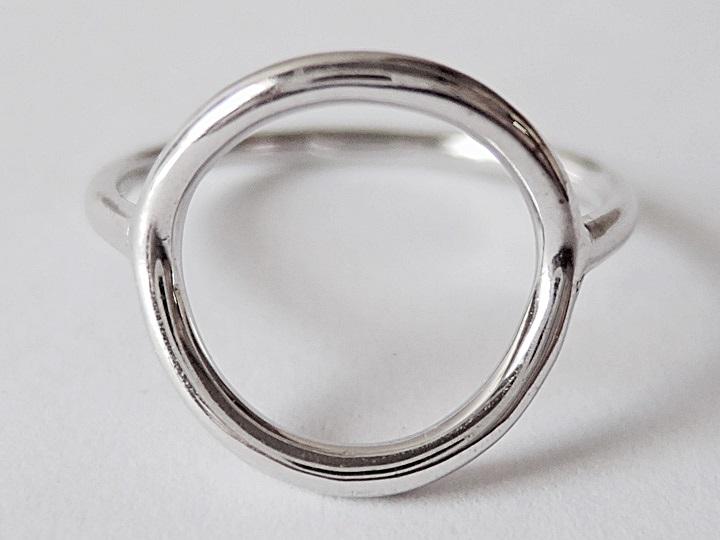 Buy Open Circle Ring
