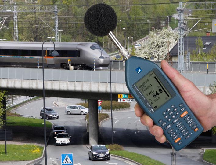 Buy Sound Analyser Nor140
