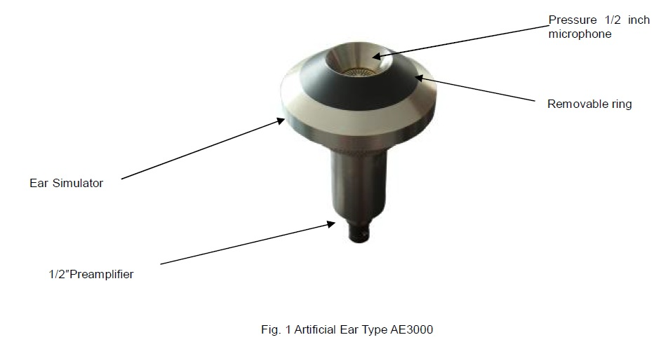 Buy Artificial Ear — Type AE3000