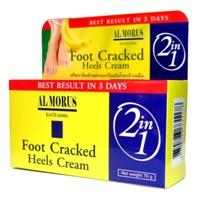 Buy Al Morus Foot Cracked Heels Cream