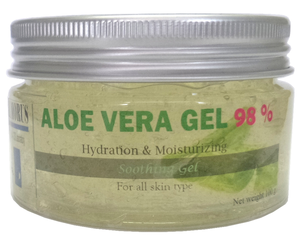 Buy Al Morus Aloe Vera Gel 98%