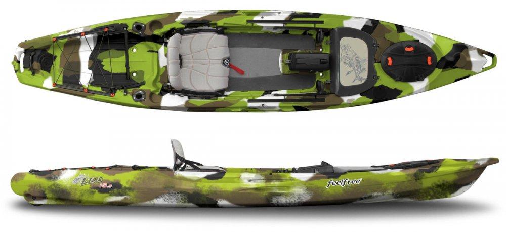Buy Lure 13.5 - Fishing kayak