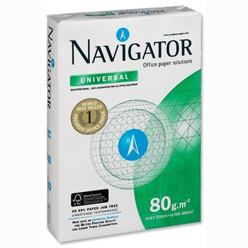 Buy Navigator A4 Paper 80gsm Factory Price