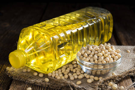 Soybean Oil – Crude & Refined