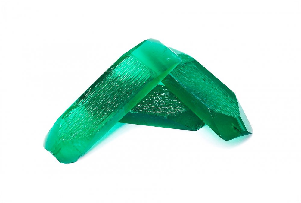 Buy Created Emerald Colombian color