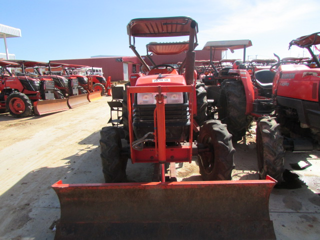 Buy Used tractor kubota L4508