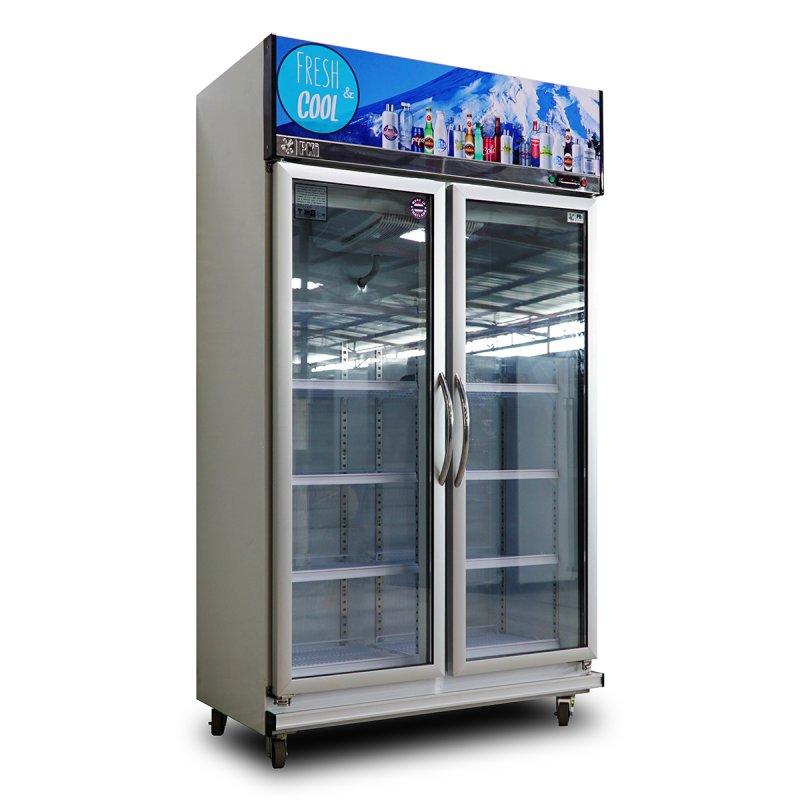 Buy 2-Door Commercial Beverage Cooler