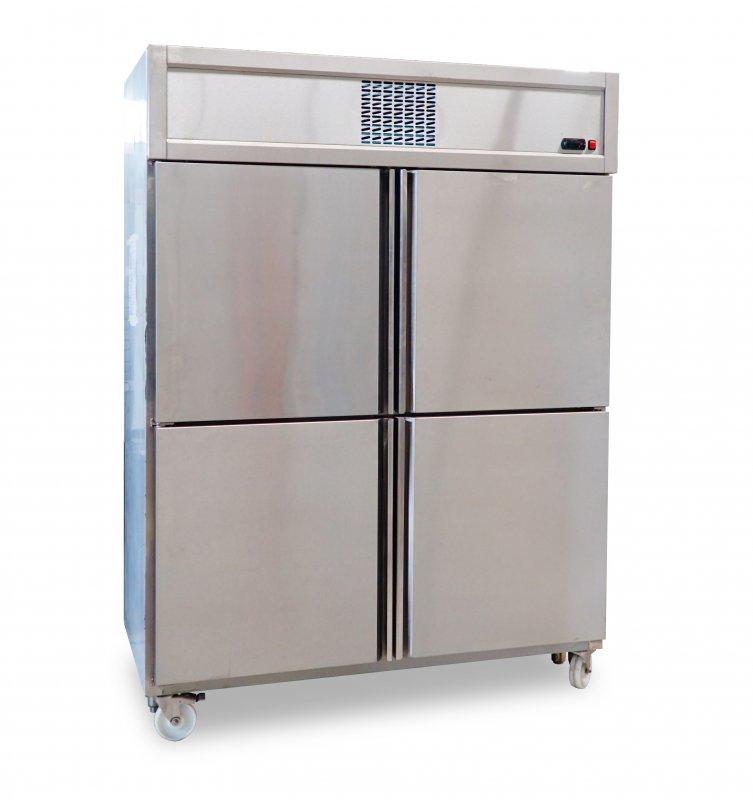 Buy Upright Chiller 4-Door (stainless steel)