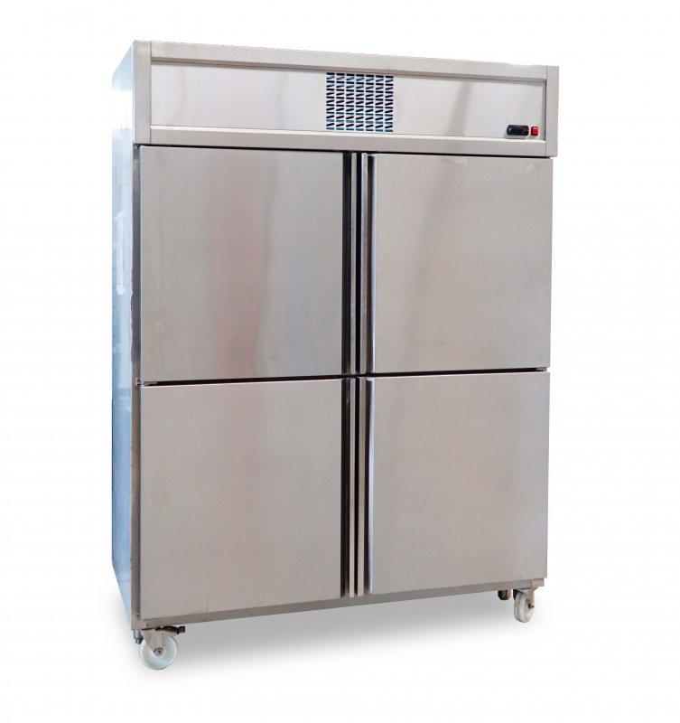 Buy Upright Freezer 4-Door (stainless steel)