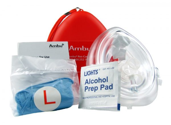 Buy Ambu CPR Rescue Mask-Adult