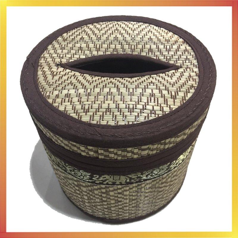 Buy Round tissue box 12 cm X 13 cm