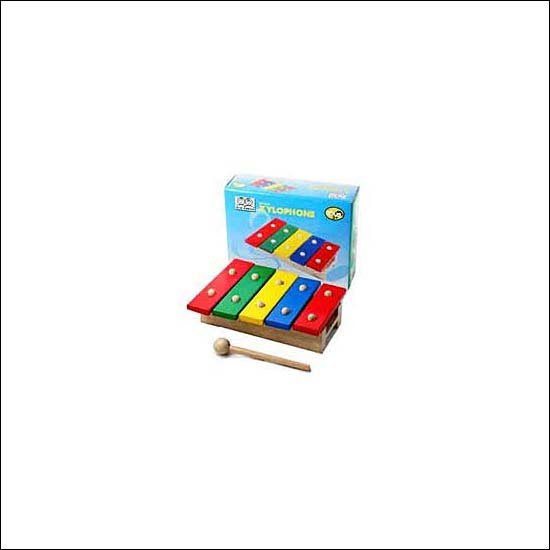 Buy Wooden Toy Xylophone