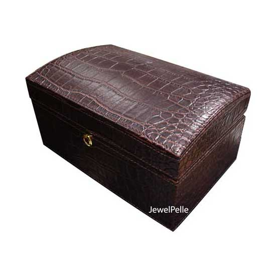 Buy Crocodile Jewelry Box