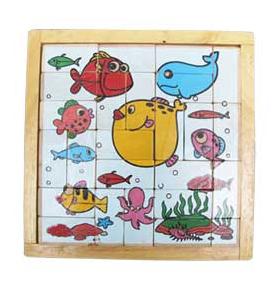 Buy Wooden puzzle