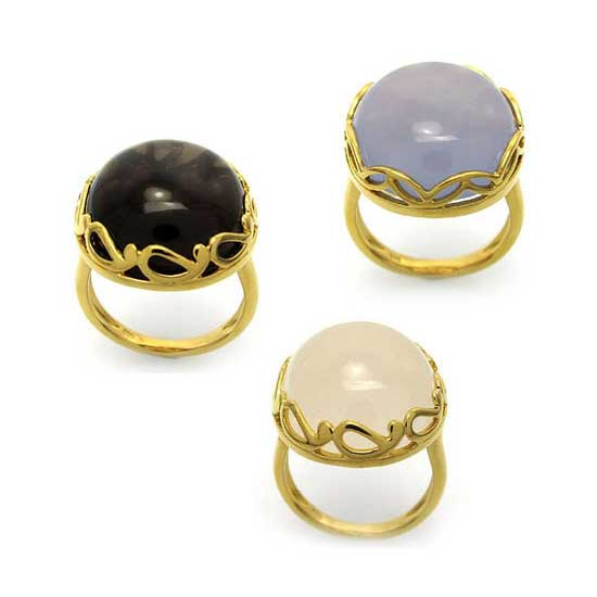 Buy Rings with gemstones
