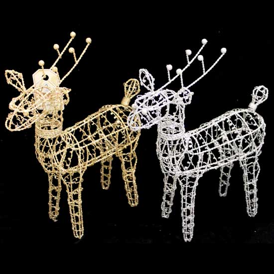 Buy Wired Reindeer Set