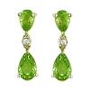 Buy Peridot Drop Earring