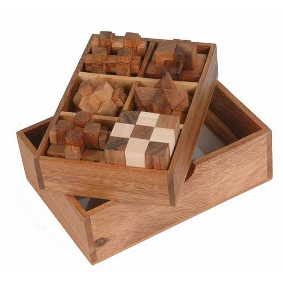Buy Wooden Game Set