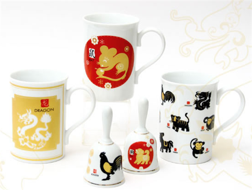 Buy Some East Asian Zodiac cups