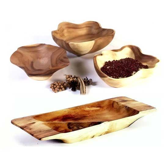 Buy Wooden Tableware