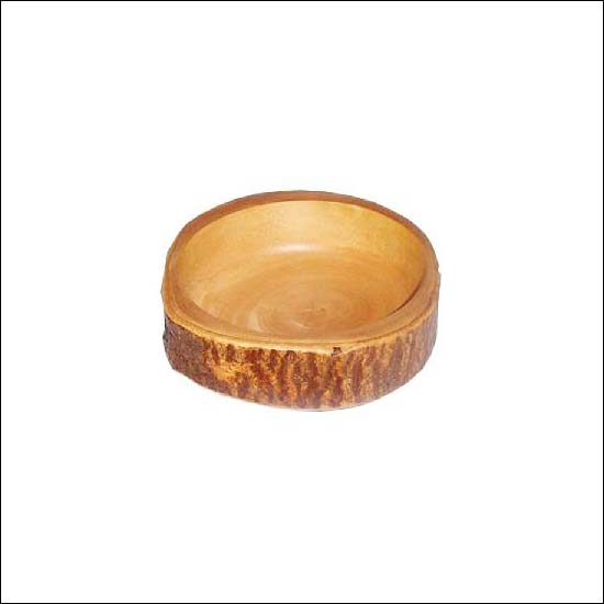 Buy Wooden bowl is handmade
