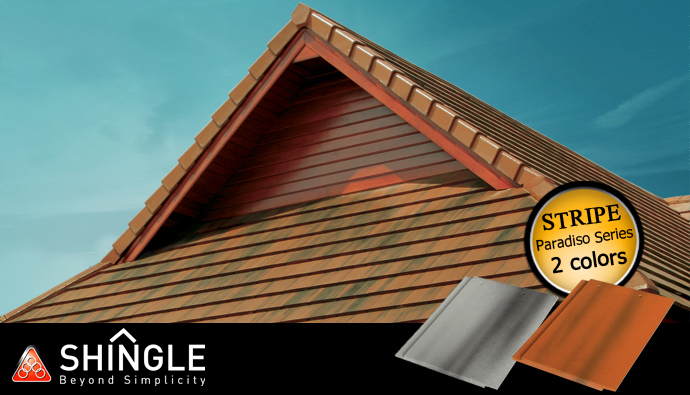 Buy Roof Tile Ha Huang Shingle